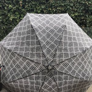 MARC BY MARC JACOBS umbrella - navy & white print